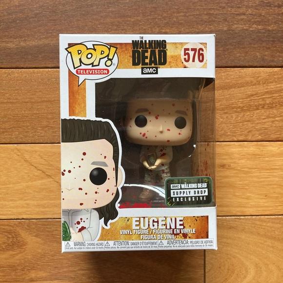 The Walking Dead Eugene Funko 576